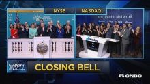Closing Bell Ringer, January 24, 2018