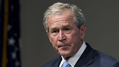 'Tragic failures': Bush blasts systemic racism