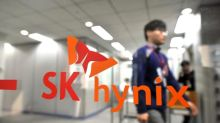 SK Hynix to buy Intel's NAND memory chip business in $9bn deal