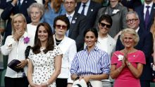 Could the Duchess of Cambridge be eclipsed by Meghan?