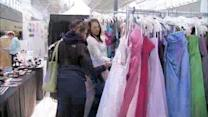 Fairy Godmothers donate prom dresses for $10
