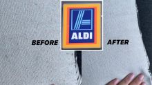 Aldi fans call $10 item the 'best purchase ever' after amazing before and after results