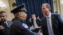 Capitol police testimony blunts GOP's law-and-order message