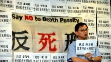 Taiwan's new execution guidelines slammed by rights groups