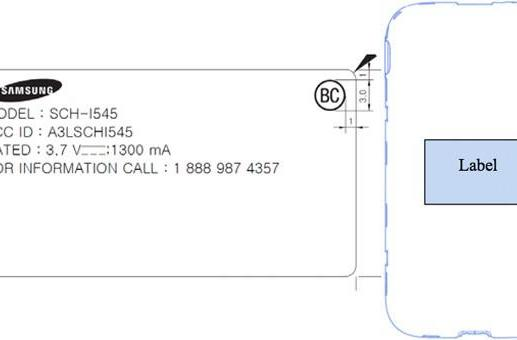 Samsung Galaxy S 4 for Verizon swings through the FCC