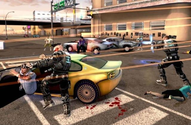 'Crackdown' is available for free -- and playable on Xbox One