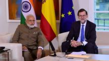 Modi urges Spanish firms to invest in India
