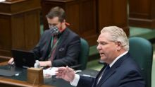 Ontario won't specify COVID-19 'hotspots' even as premier urges testing