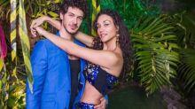 """Namorando, Débora Nascimento casaria novamente: """"Celebrar o amor"""""""