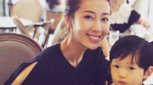 Sonia Sui says son not ready for another sibling
