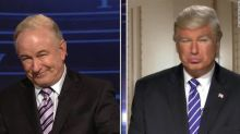 Bill O'Reilly Should Thank Alec Baldwin for Helping Him