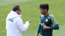 Ausente, Gustavo Scarpa é 'assunto para outro dia' no Palmeiras