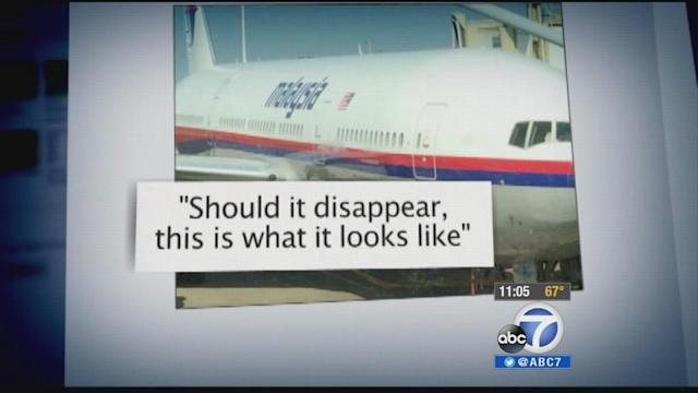 Malaysia Airlines passenger joked about disappearance before crash