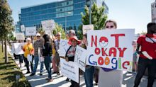 Google Warns Staff About Protests During Official Pride Events