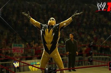 Bah gawd, this WWE 2K14 gameplay trailer is full of finishing moves