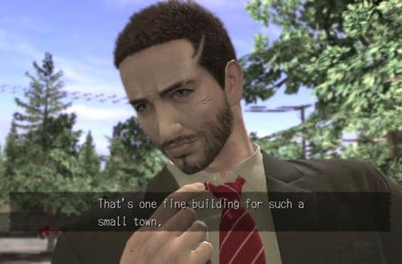Everything old is new and weird again in the Deadly Premonition: Director's Cut