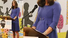 Herzogin Kate: Endlich sehen wir den Babybauch