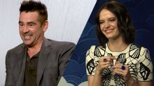 Eva Green and Colin Farrell on working with 'mysterious' Tim Burton on 'Dumbo' (exclusive)