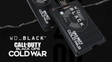 New Special Edition WD_BLACK Drives From Western Digital Enable Gamers to Heed the Call of Duty