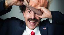 Sacha Baron Cohen's Borat joins Twitter to mock Trump's coronavirus response