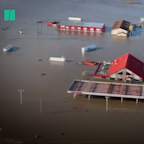 25 States At Risk Of Spring Flooding In America