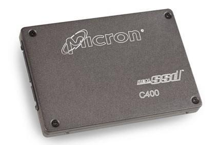 Micron debuts RealSSD C400 drives using 25nm NAND technology