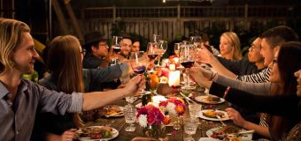 Stars are turning to Friendsgiving: Should you?