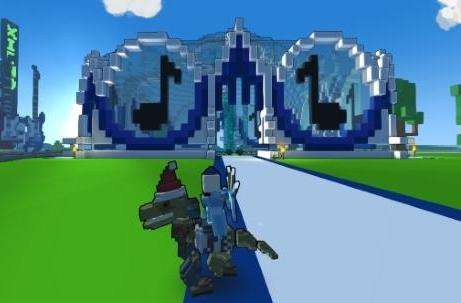 Trove adds pirates and promotes pets