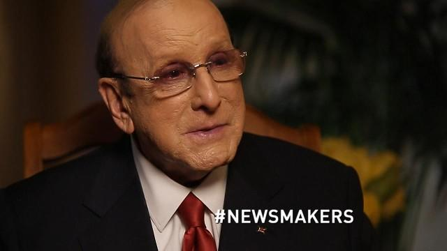 Clive Davis: 'I Can't Imagine a Civilization Without Music'