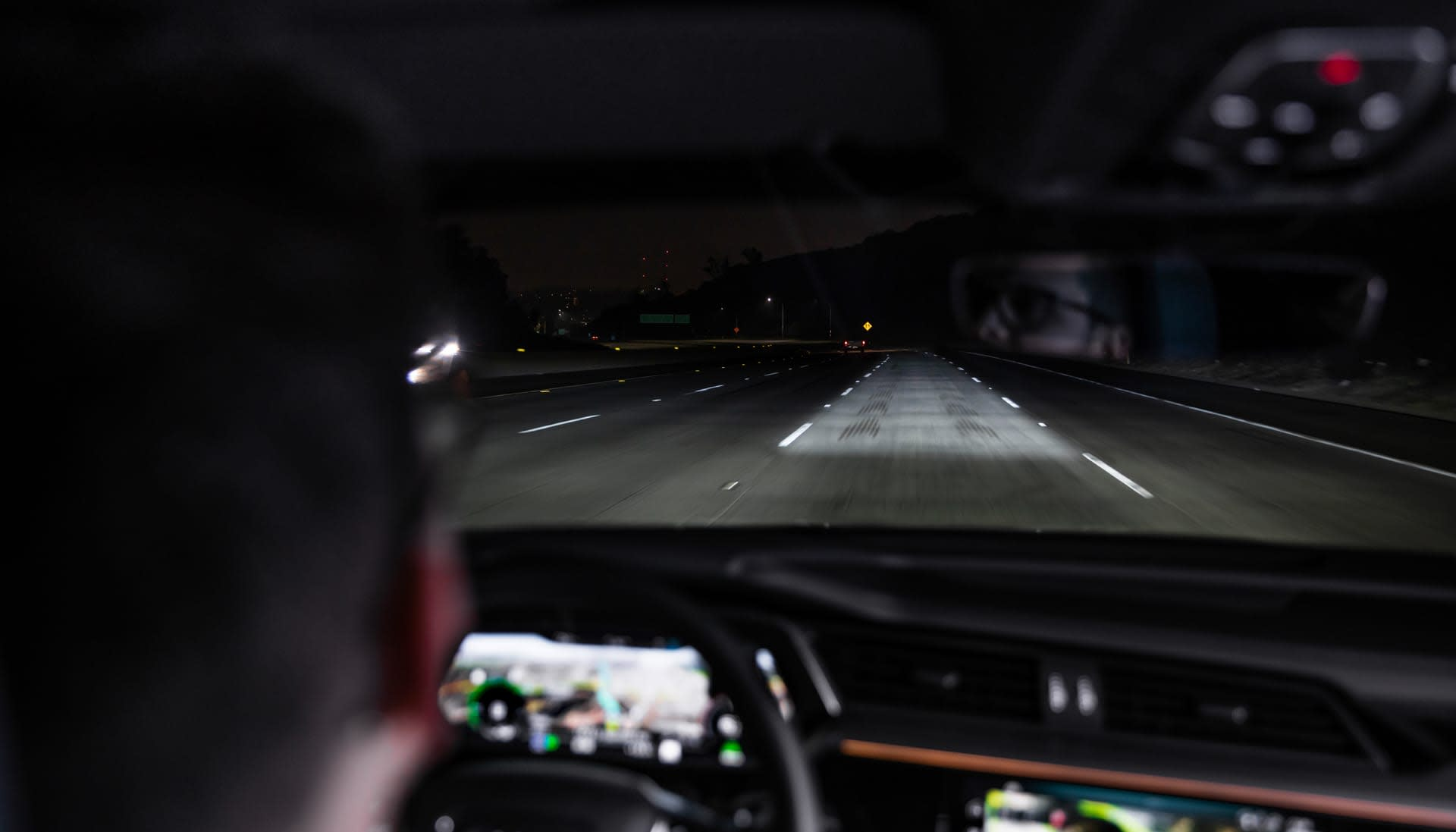 Audi E-Tron Sportback Matrix LED headlights