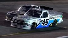 No. 45 disqualified after Gander Truck Series race at Bristol; Bayne finishes last
