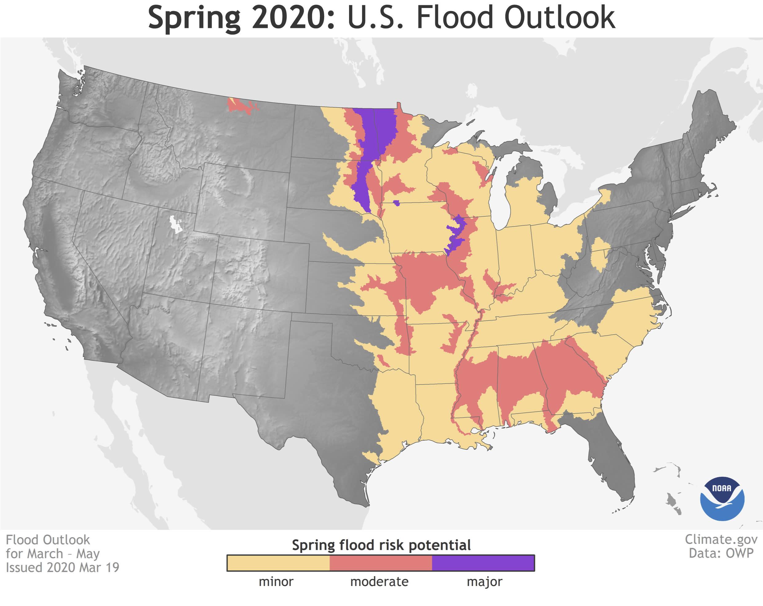 Weather Flood Forecast