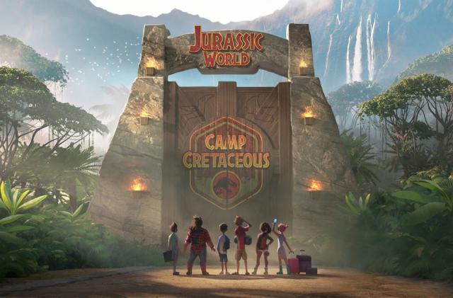 Netflix will unleash a 'Jurassic World' animated series in 2020