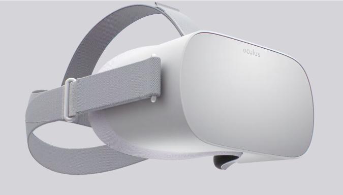 Oculus Go: Am 1. Mai könnte die Stand-Alone-VR-Brille kommen