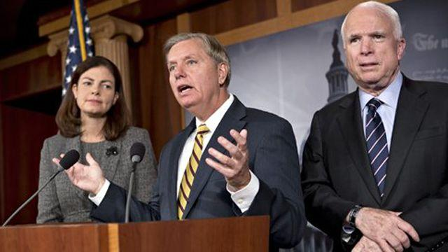 Republican senators call for special committee on Benghazi
