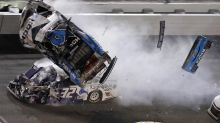 Ryan Newman's crash at end of Daytona 500