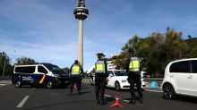 Business as usual? Scant enforcement of Madrid's new lockdown