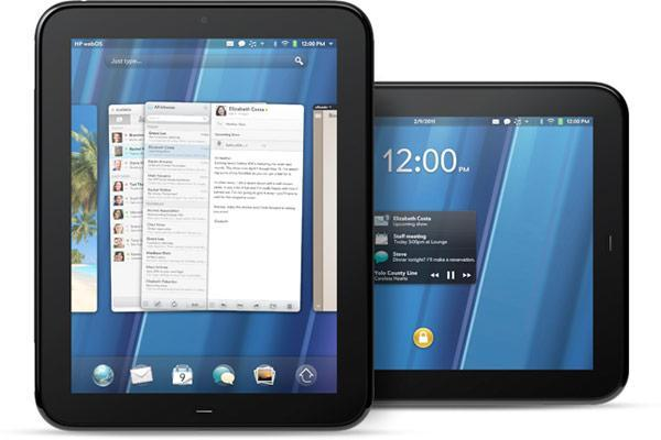 HP TouchPad goes up for pre-order starting at $500, will be available July 1