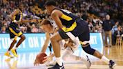 WVU player yelled at for spying on Nova huddle