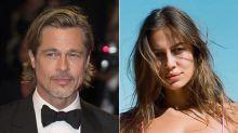 """""""Brad Pitt ha una nuova fidanzata"""". Chi è Nicole Poturalski, modella 27enne"""
