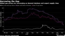 Natural Gas Prices Are Crashing Everywhere as Market Suffers 'Winter Hangover'