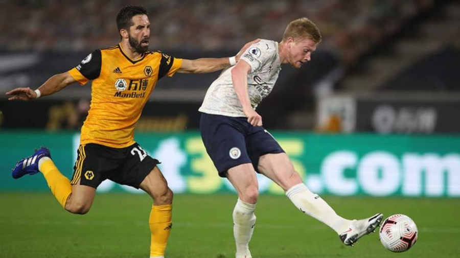 Manchester City x Wolverhampton: onde assistir e prováveis escalações