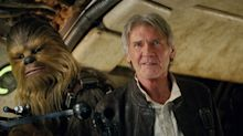 Chewbacca actor recalls the time he tried to save Harrison Ford during Millennium Falcon accident