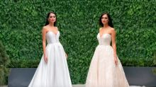 Designer creates reversible wedding dresses to give brides options on their big day