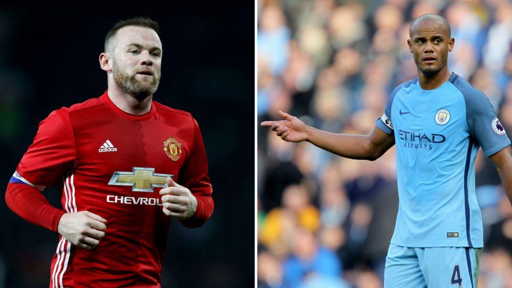 Wayne Rooney and Vincent Kompany could be good picks this week