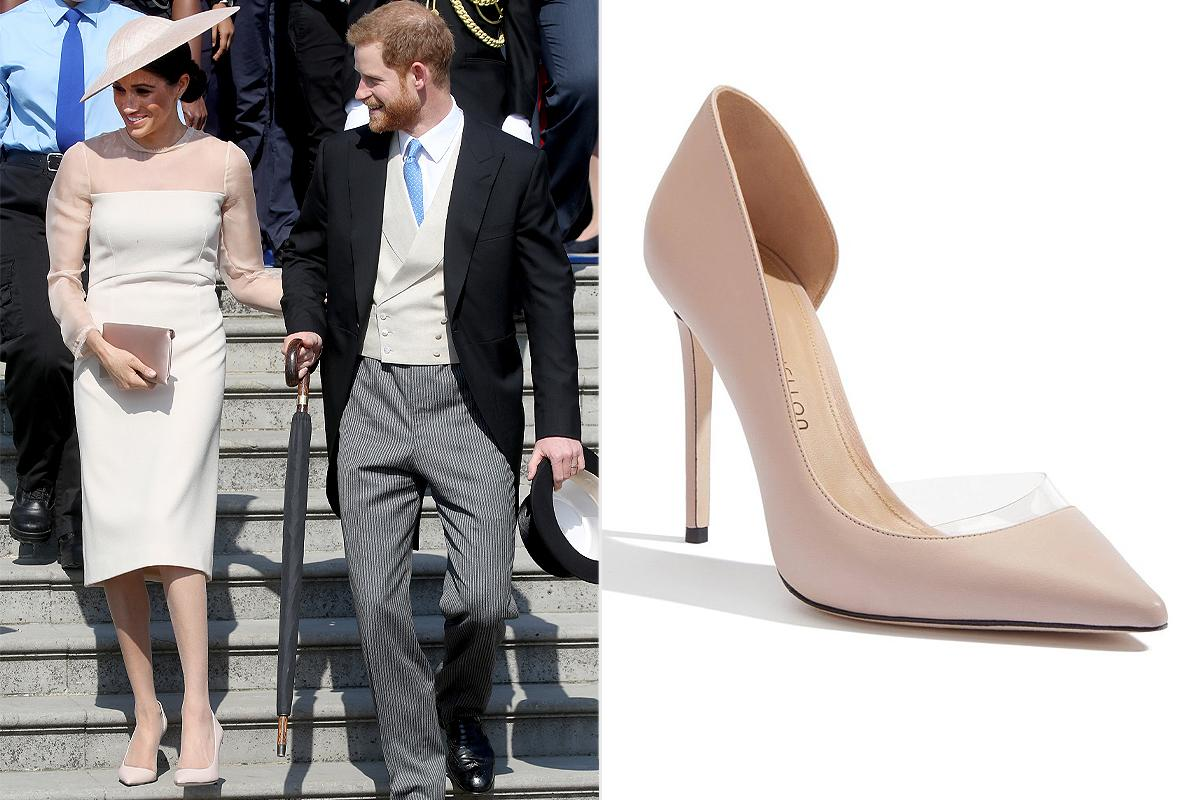 60a9f33e18f5 Get  100 Off Meghan Markle s Favorite Tamara Mellon Shoes (This Is Not a  Drill)