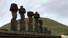 Lo más leído en 2019 | Descifran el gran misterio de las estatuas de la Isla de Pascua