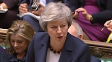 Theresa May suffers major Commons defeat as MPs begin Brexit debate