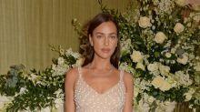 Model Irina Shayk verzaubert im Naked Dress - und trifft ihren Ex Bradley Cooper