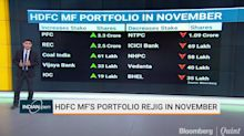 What Did HDFC Mutual Fund Buy And Sell In November